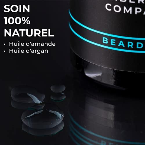 Huile a barbe original de camden barbershop company pour lentretien et le soin de barbe produit 100 naturel 50 ml 0 1