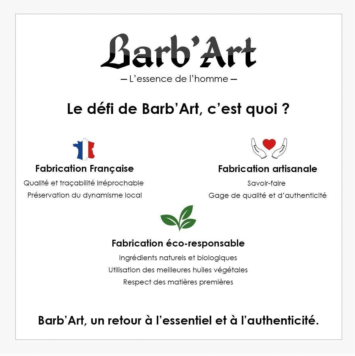 Barbart huile de ricin française