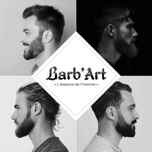 Barb'art huile de ricin barbe